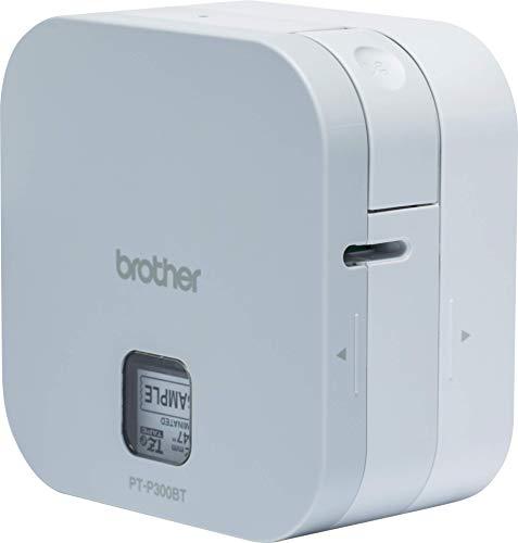 Brother P-touch Cube Bluetooth-Beschriftungsgerät (für 3,5 bis 12 mm breite TZe-Schriftbänder, bis zu 20 mm/Sekunde Druckgeschwindigkeit)