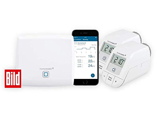 Homematic IP Smart Home Set Heizen – BILD-Edition, 154589A0