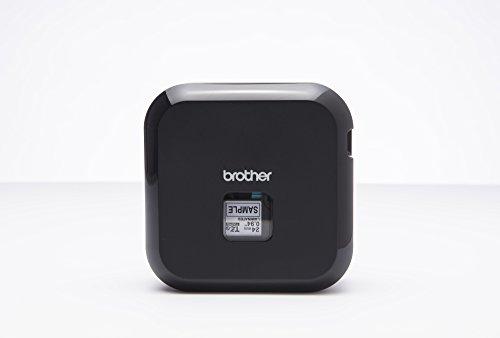 Brother PT-P710BT Etikettendrucker, P-Touch Cube Plus, Etikettierer, Verbindbar (PC und Bluetooth)