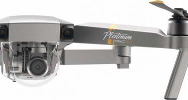 DJI Mavic Pro Platinum für 1007,16€ – Leiser und länger in der Luft