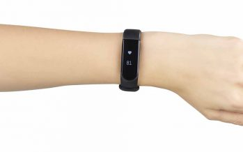 Smartes Fitness-Armband von newgen medicals