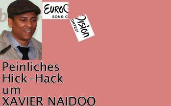 Xavier Naidoo, NDR steht unter Beschuss
