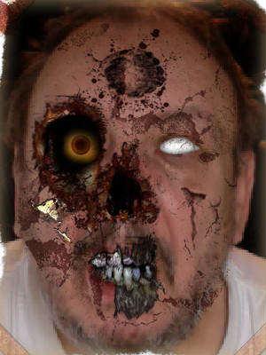 Werde selbst zum Zombie