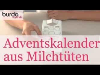 Video thumbnail for youtube video Adventskalender -kurz vor knapp- Dreibeinblog
