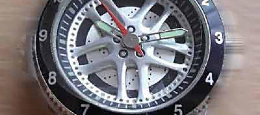 DeAgostini – Mercedes-Armbanduhr