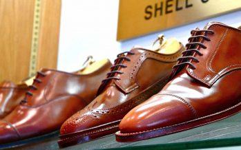 Alden Schuhe aus Cordovan-Leder pflegen – Anleitung