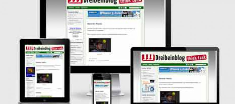Webdesign für mobile Endgeräte – Am I Responsive?