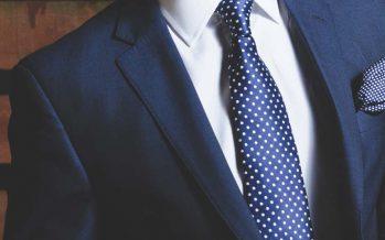 Eine Lobeshymne auf den Anzug