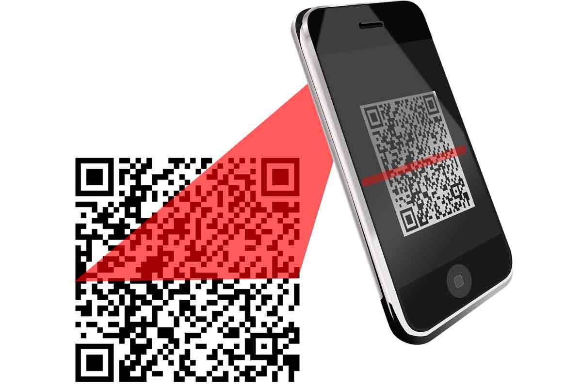 app scannen