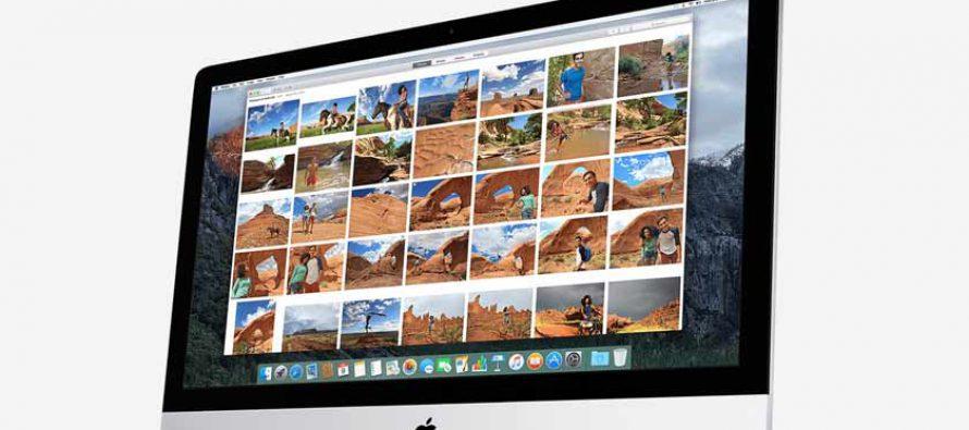 Apple Fotos erlaubt jetzt Drag and Drop