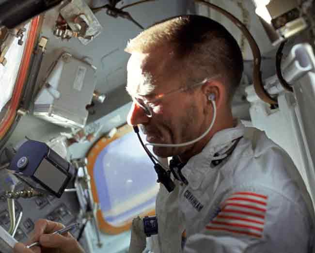 Der Fisher Astronauten-Stift - Astronaut Space Pen