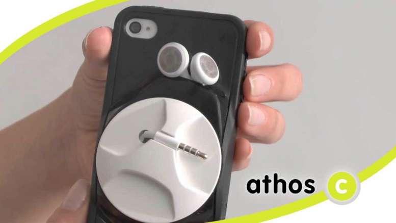 athos-c SmartWind für iPhone 5