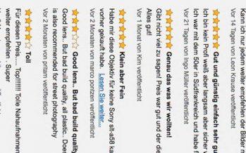 So erkennst Du schlechte und gefälschte Amazon-Bewertungen