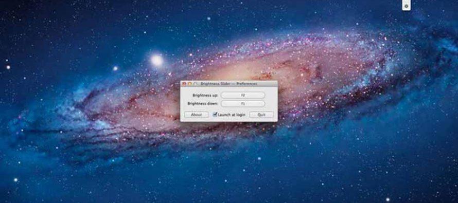 Externer Monitor am Mac, Bildschirmhelligkeit regeln, so gehts