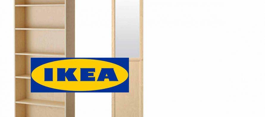 IKEA: Neue Türen an alte Billy-Regale anpassen