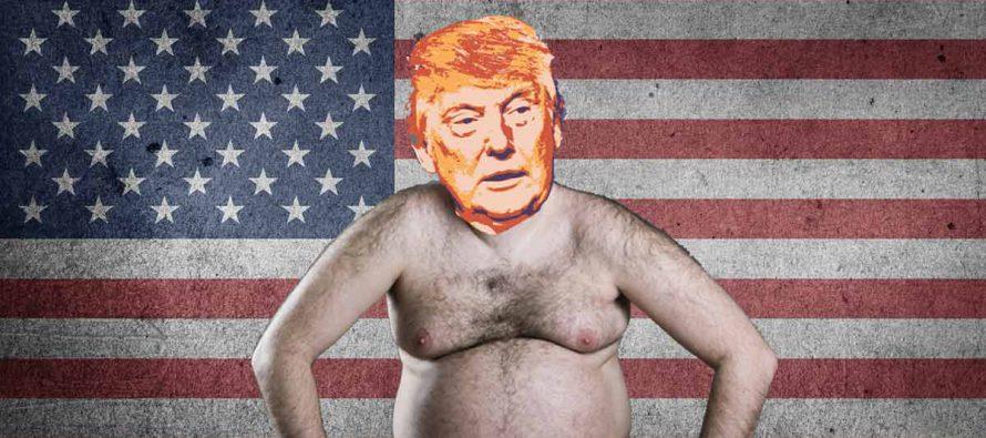 Trump – Lieber mal an die eigene Nase fassen!