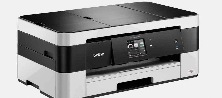 Test – Brother Tintenstrahldrucker MFC-J4420DW – Erfahrungsbericht – Fax, Scanner, Kopierer, Drucker