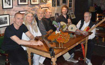 Livin Desert live im Jazzhaus Heidelberg – 1.4.2017