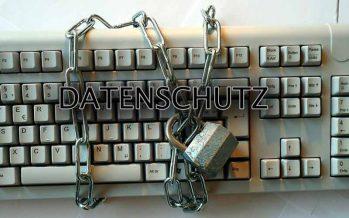 Datenschutz mal anders