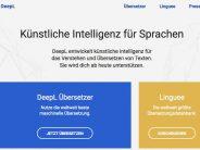 DeepL – übersetzt besser als der Google-Translator