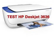 Test: HP Deskjet 3636