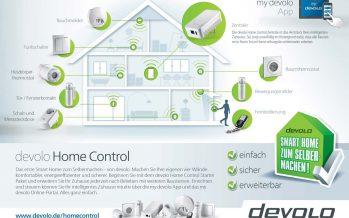 Devolo Home Control Steuersoftware jetzt mit Expertenmodus