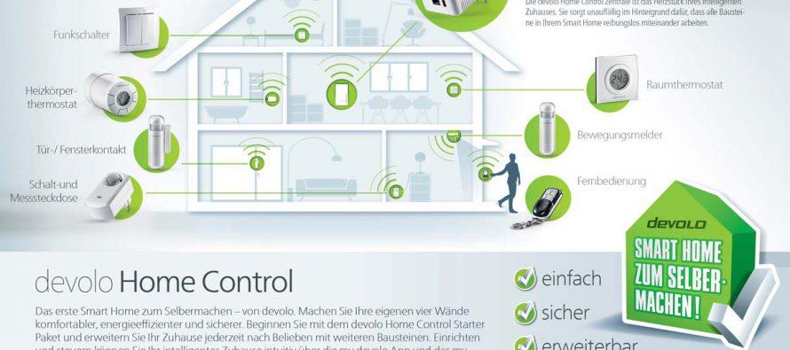 Testbericht: Devolo Home-Control – 2.Teil, die Steuerung