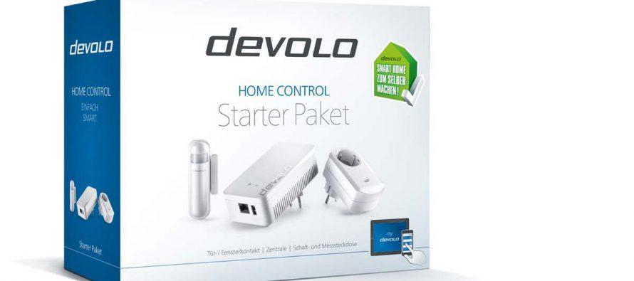 Devolo z-Wave Home-Control neue Komponenten bald im Handel
