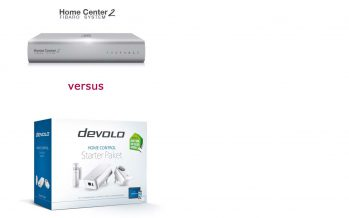 Devolo Home Control versus Fibaro Home-Center 2