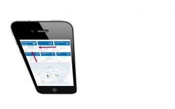 devolo home control – SMS-Benachrichtigungen