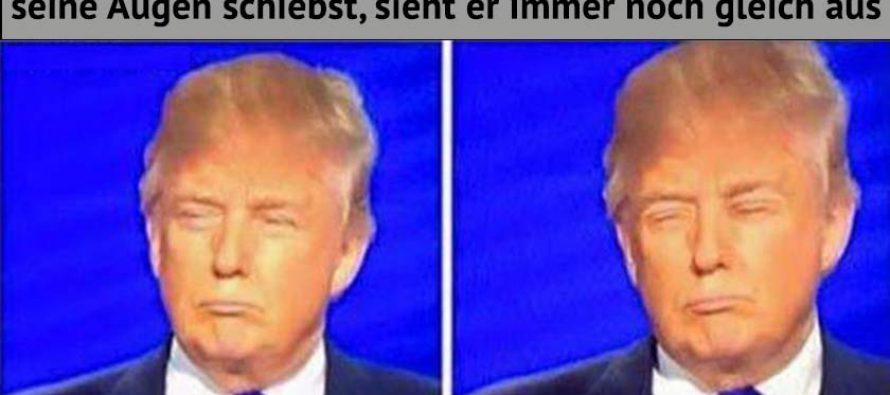 So kämmst Du Dich wie Donald Trump
