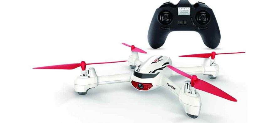 Hubsan X4 H502E – GPS-Drohne Testbericht Produkttest