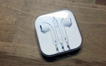 Apple Kopfhörer, Ohrhörer, Earpods richtig aufwickeln