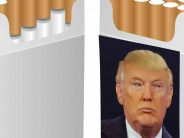 Ekelbilder auf Zigaretten