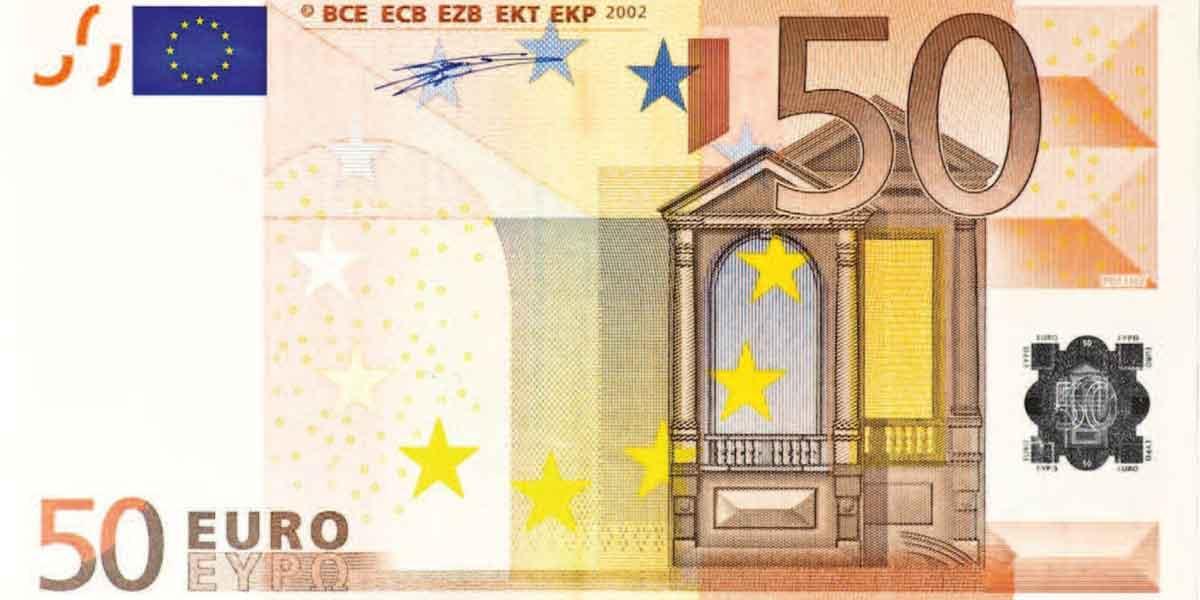 Hammer Alte 50 Euro Banknote Bald Vollkommen Veraltet Wir Helfen