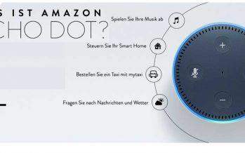 Amazon Alexa Echo Dot – Das Video – Alles Wissenswerte