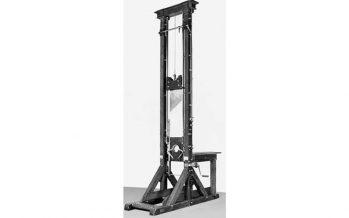Giftmord in Edingen endet mit Hinrichtung