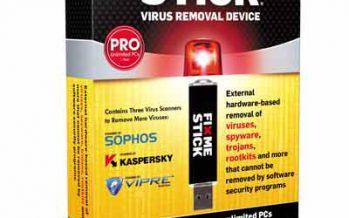 FixMeStick – bootfähiger USB-Stick mit 3 Anti-Viren-Programmen