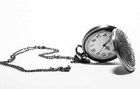 Die Zeit in der Tasche