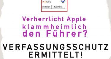 Nach Netzpolitik.org ist nun Apple im Visier der Fahnder
