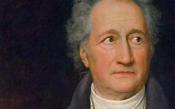 Goethes Liste der zu vermeidenden Redensarten