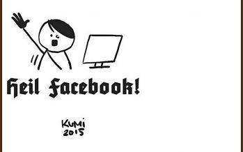 Braun ist harmlos, Nippel sind böse – Facebook auf dem rechten Auge braun?