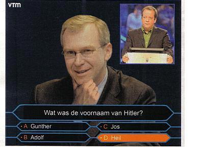 Heil, Adolf, oder was?
