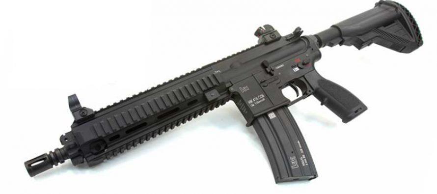 Heckler und Koch HK 416 Softair (ab 18 Jahren) von Umarex