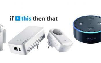Devolo Home Controll mit Alexa, EchoDot und IFTTT – So geht es
