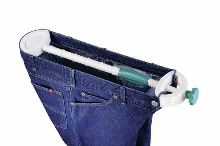 Jeans hose weiter nahen
