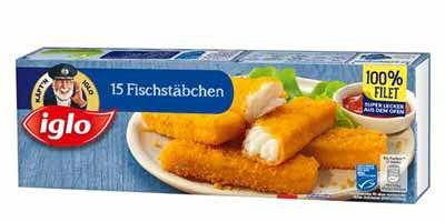 Fischstäbchen - 3 Sorten im Test