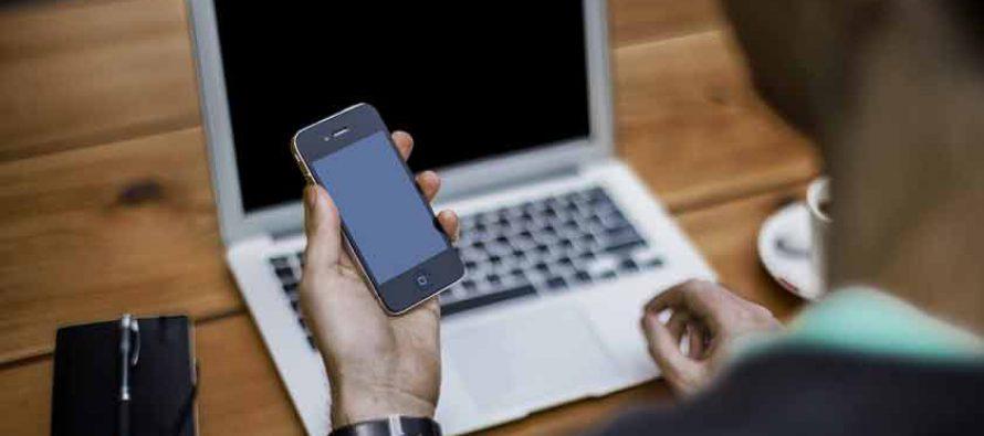 Radiointerview mit iPhone