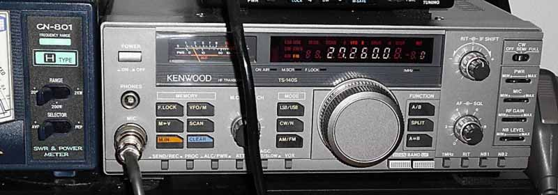 Bedienungsanleitung Kenwood TS-140 S - Manual