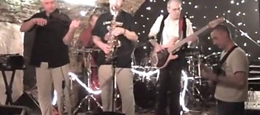 Jazz, Rock und mehr, Wüstenlärm im Jazzhaus Heidelberg, LIVIN DESERT LIVE